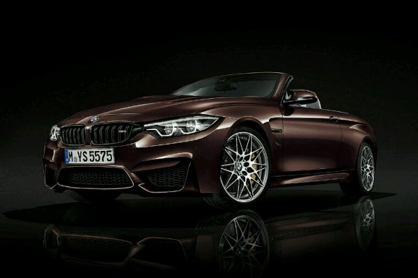 Bmw serie 4 cabriolet lifting 2017