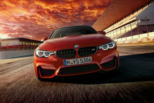 Bmw serie 4 m4 lifting 2017