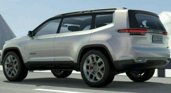 Jeep yutu concept