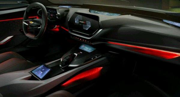Chevrolet fnrx concept sous domination psa depuis le rachat d opel