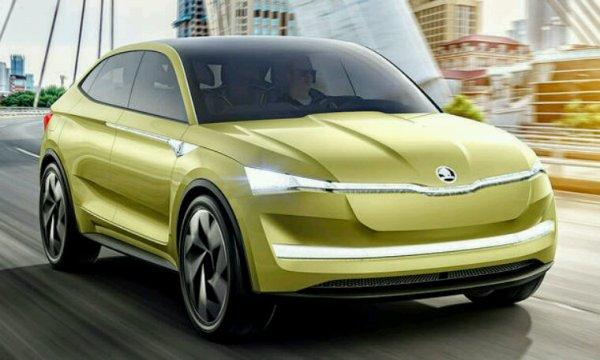 Skoda kodiaq coupé concept