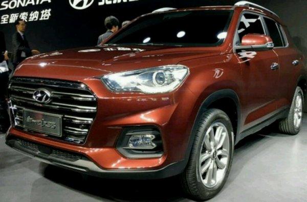 Hyundai ix 35 pour la Chine