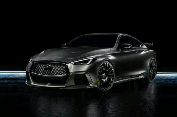 Infinity q60 concept