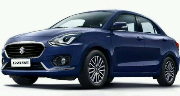 Suzuki swift 2017 4p