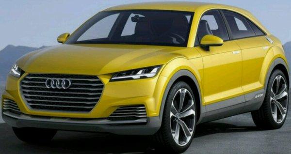 Audi rs q 4