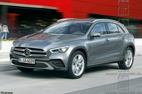 Mercedes gla 2 pour 2020