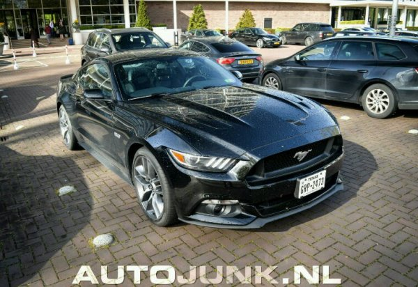 Mustang gt des usa