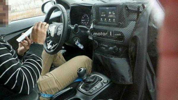 Hyundai kona interieur elle remplacera la ix 20