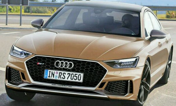 Audi a7rs7