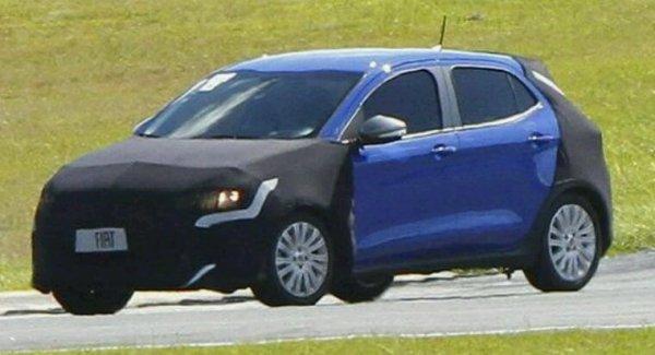 Fiat argo elle remplacera la punto et la palio au Brésil
