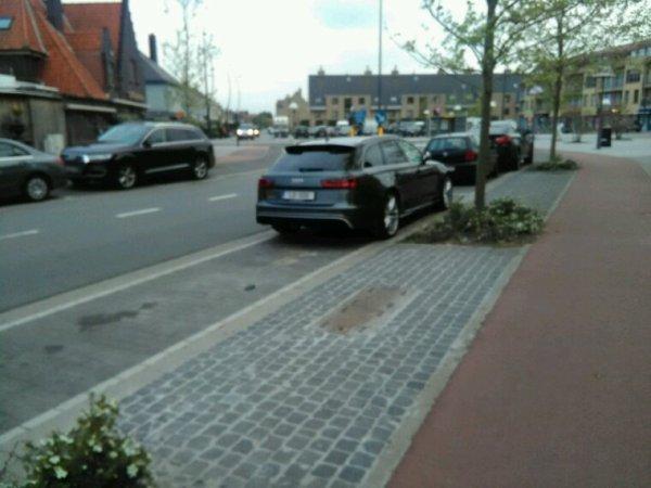 Audi rs 6 break modele 2017 encore rare