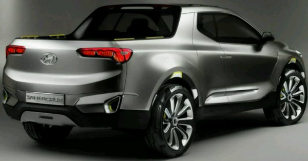 Hyundai pick up concept