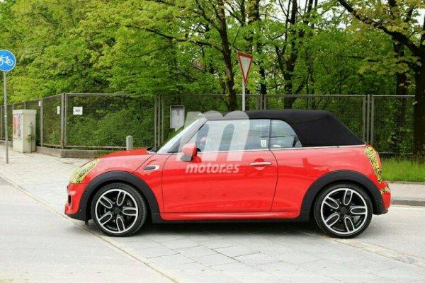 Mini cabriolet lifting 2018