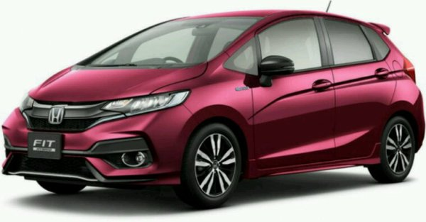 Honda jazz lifting 2017