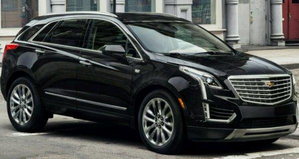 Cadillac suv