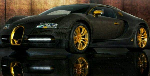 Bugatti eb veyron serie speciale