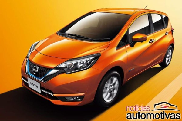 nissan note e power hybride