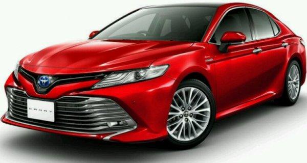 Toyota corolla pour le japon