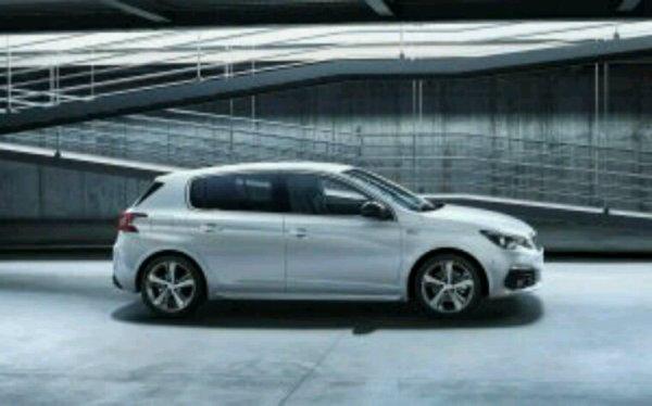 Peugeot 308 lifting