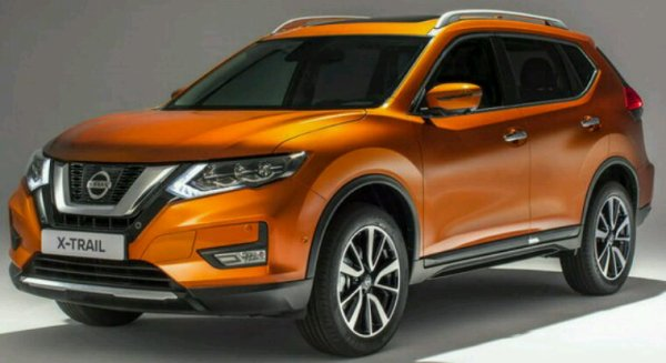 Nissan x trail lifting