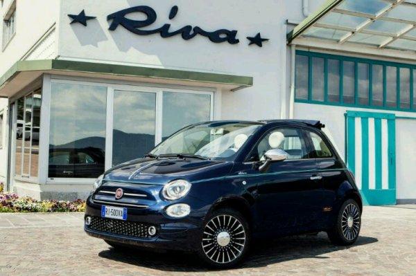 Fiat 500 serie riva
