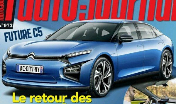 Future Citroën c5
