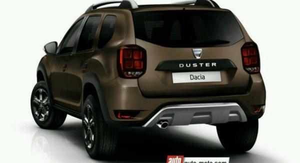 Future dacia duster 2