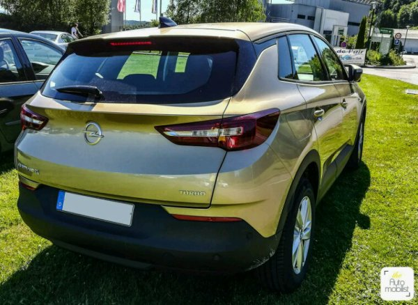 Opel grandland x ce sera apres la crossland x
