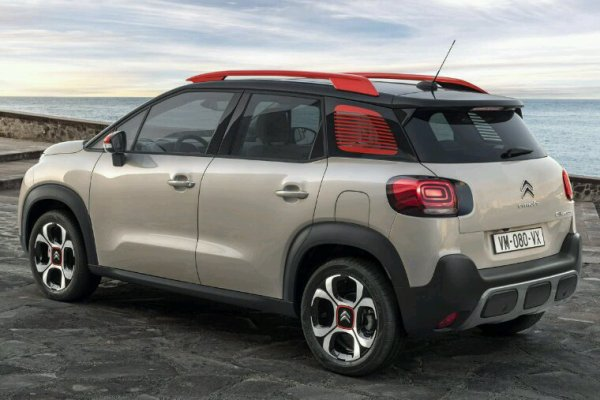 Citroen c 3 aircross definitive