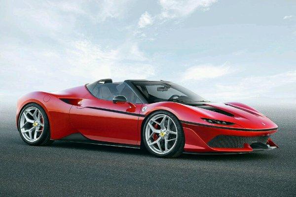 Ferrari j50 cabriolet