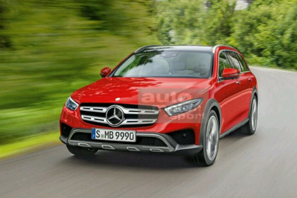 Future merceded classe c 2020 break et berline 4p