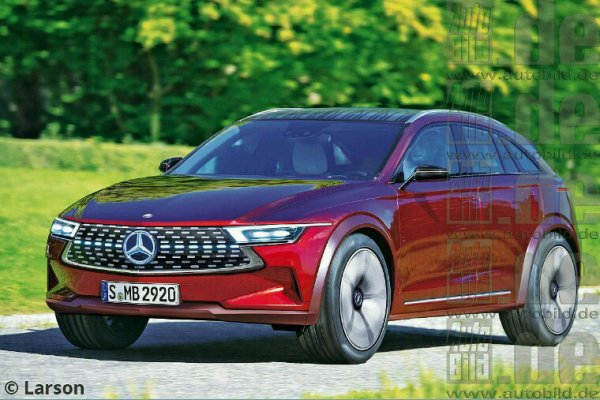 Mercedes elc hybride