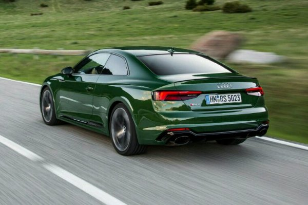 Audi rs 5 2018