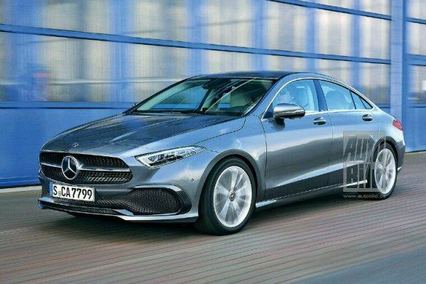 Mercedes cla 3 2019