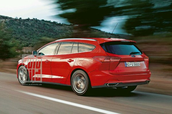 La future gamme ford focus ce sera pour 2018