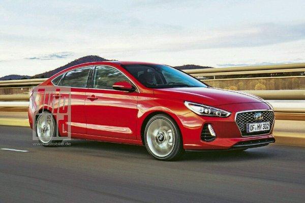 Hyundai i 30 fastback 5p c est pour bientôt