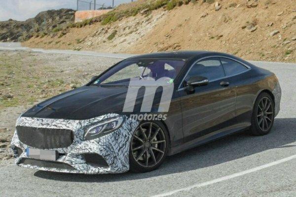 Mercedes classe s lifting