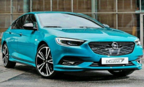 Opel insignia haut de gamme la exclusive