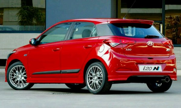 Hyundai i 20 N