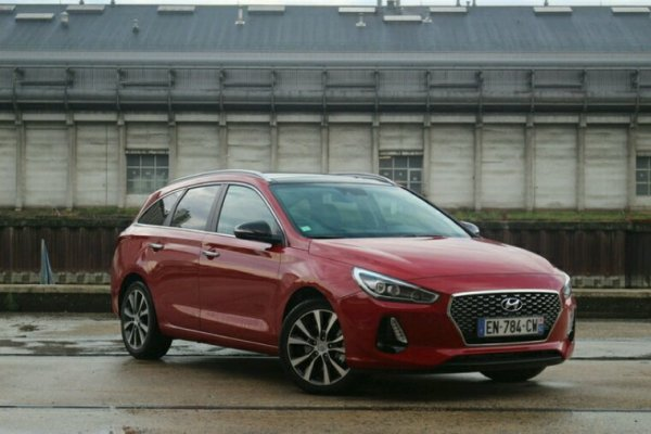 Hyundai i 30 break
