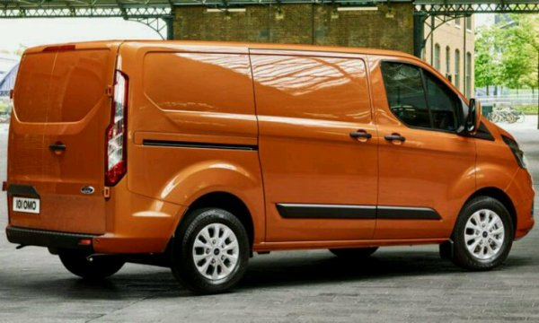 Lifting ford transit