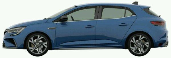 Renault megane 4rs