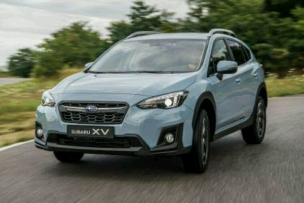 Subaru xv 2018 lifting