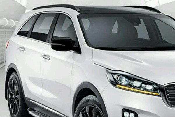 Lifting kia sorento 2018