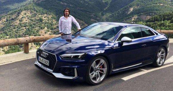 audi a5 rs 5 coupé lifting 2017