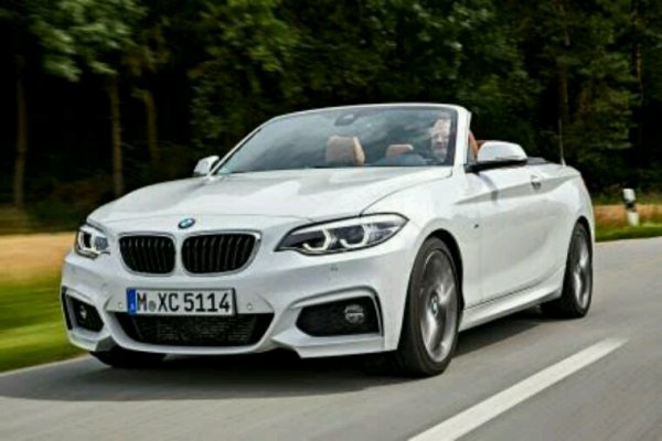Lifting bmw serie 2 cabriolet
