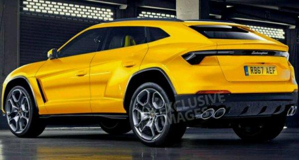 Lamborghini urus ca se precise vue ar premier suv Lamborghini