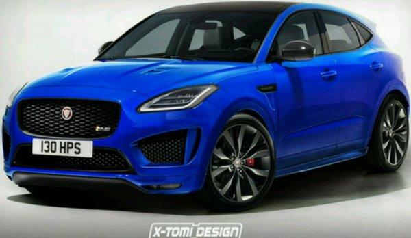 Jaguar e type rs