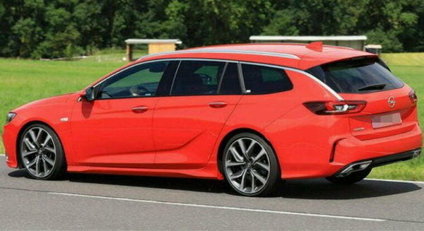 Opel insignia break en version gsi
