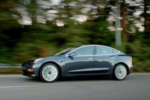 Tesla model 3 elle a ete presentee hier